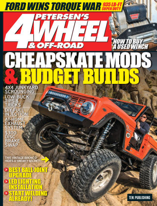 4 Wheel & Off-Road May 2018