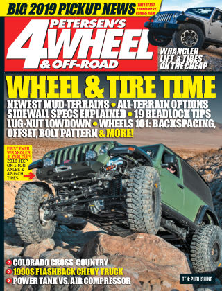 4 Wheel & Off-Road Jun 2018