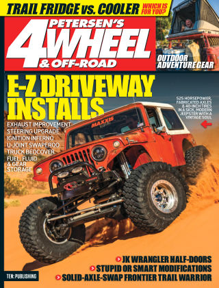 4 Wheel & Off-Road Jul 2018