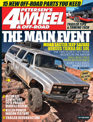 4 Wheel & Off-Road Aug 2018