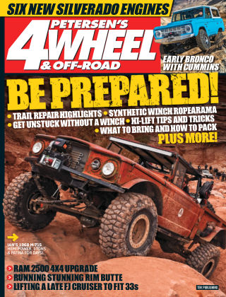 4 Wheel & Off-Road Oct 2018