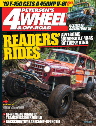 4 Wheel & Off-Road Dec 2018