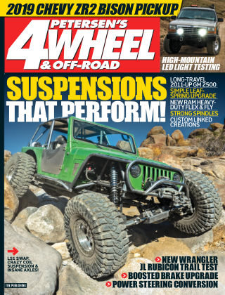 4 Wheel & Off-Road Feb 2019