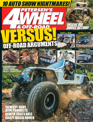 4 Wheel & Off-Road Mar 2019