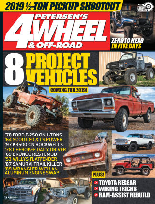 4 Wheel & Off-Road May 2019