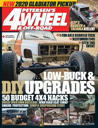 4 Wheel & Off-Road Jul 2019