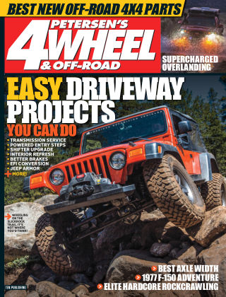 4 Wheel & Off-Road Mar 2020