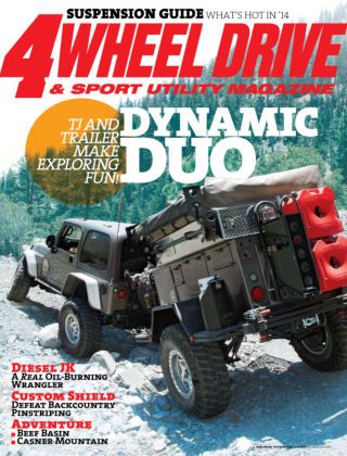 4Wheel Drive March 2014
