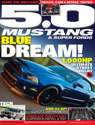 5.0 Mustang & Super Fords November 2013