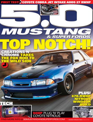 5.0 Mustang & Super Fords September 2013