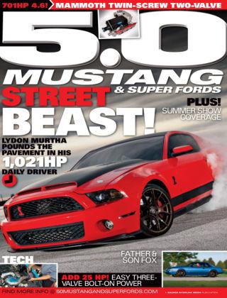5.0 Mustang & Super Fords December 2013