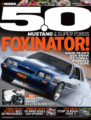 5.0 Mustang & Super Fords February 2014