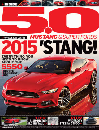 5.0 Mustang & Super Fords March 2014