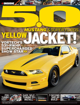 5.0 Mustang & Super Fords April 2014
