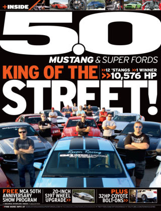 5.0 Mustang & Super Fords May 2014