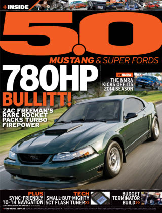 5.0 Mustang & Super Fords July 2014