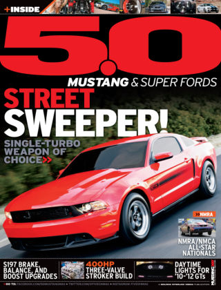5.0 Mustang & Super Fords August 2014