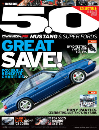 5.0 Mustang & Super Fords September 2014