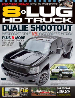 8-Lug HD Truck September 2013
