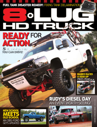 8-Lug HD Truck July 2013