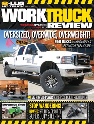 8-Lug HD Truck October 2013