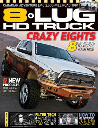 8-Lug HD Truck November 2013