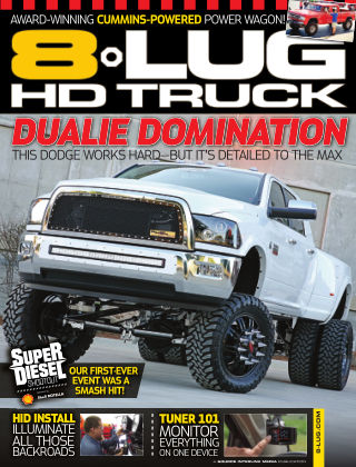 8-Lug HD Truck January 2014