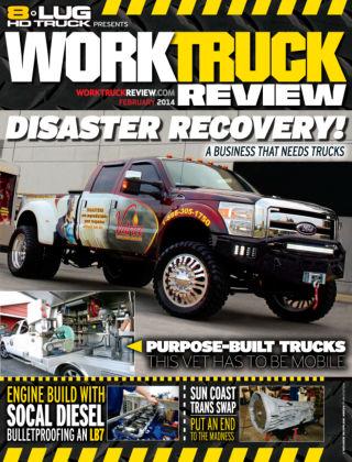 8-Lug HD Truck February 2014