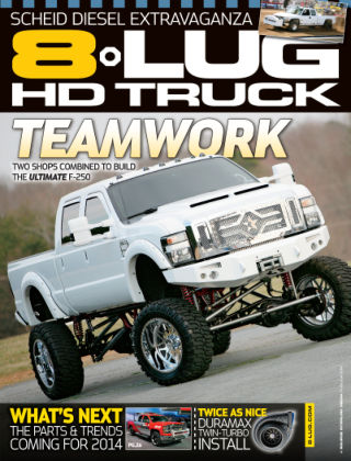 8-Lug HD Truck March 2014
