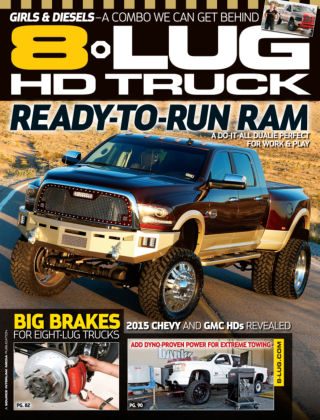 8-Lug HD Truck May 2014