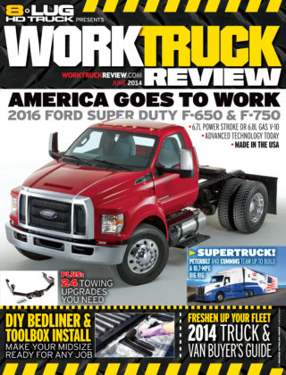 8-Lug HD Truck June 2014