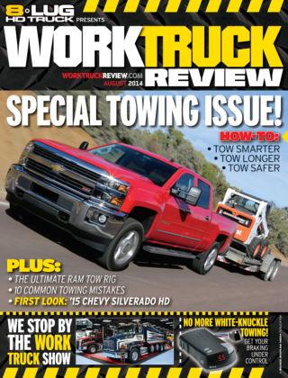 8-Lug HD Truck August 2014