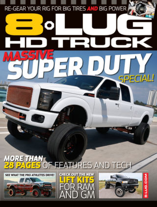 8-Lug HD Truck September 2014