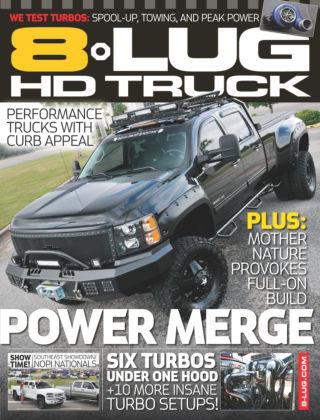8-Lug HD Truck November 2014