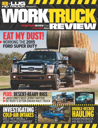8-Lug HD Truck December 2014