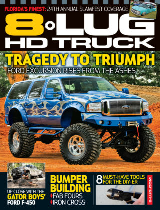 8-Lug HD Truck January 2015