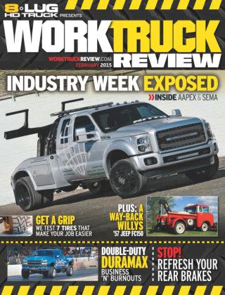 8-Lug HD Truck February 2015