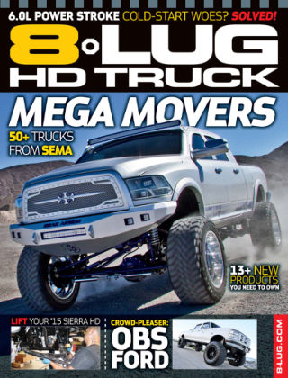 8-Lug HD Truck March 2015