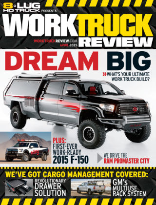 8-Lug HD Truck April 2015