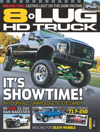 8-Lug HD Truck May 2015