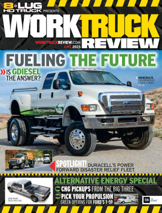 8-Lug HD Truck June 2015