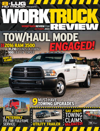 8-Lug HD Truck October 2015