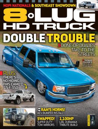 8-Lug HD Truck November 2015