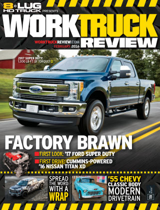 8-Lug HD Truck Feb 2016