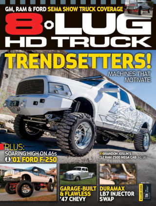 8-Lug HD Truck Mar 2016