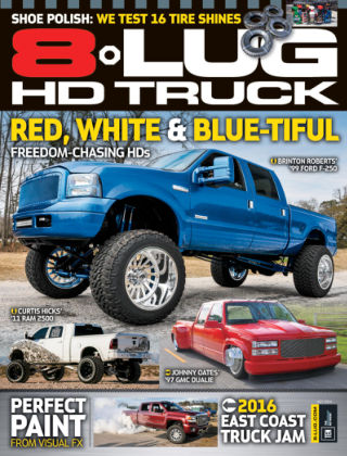 8-Lug HD Truck Jul 2016