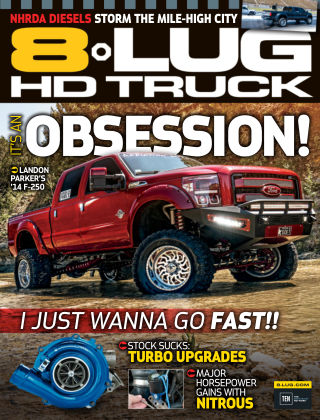 8-Lug HD Truck Sep 2016