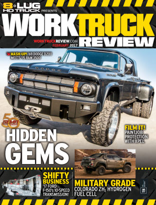 8-Lug HD Truck Feb 2017