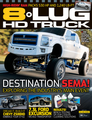 8-Lug HD Truck Mar 2017