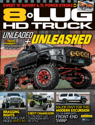 8-Lug HD Truck May 2017